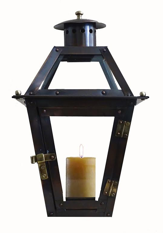 "12"" French Quarter Candle Lantern (candle not included)"