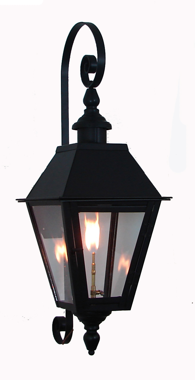 Ironman Pro Series All Steel Lantern French Quarter Style with ... for Gaslight Lantern  155sfw