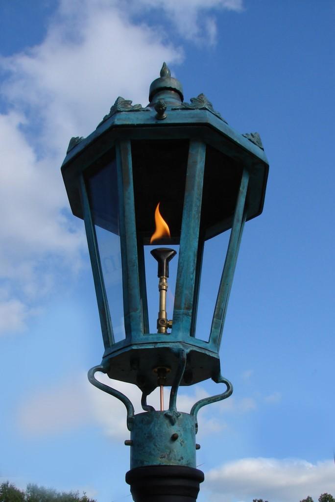 Windsor - Antique Green (Post Mount)