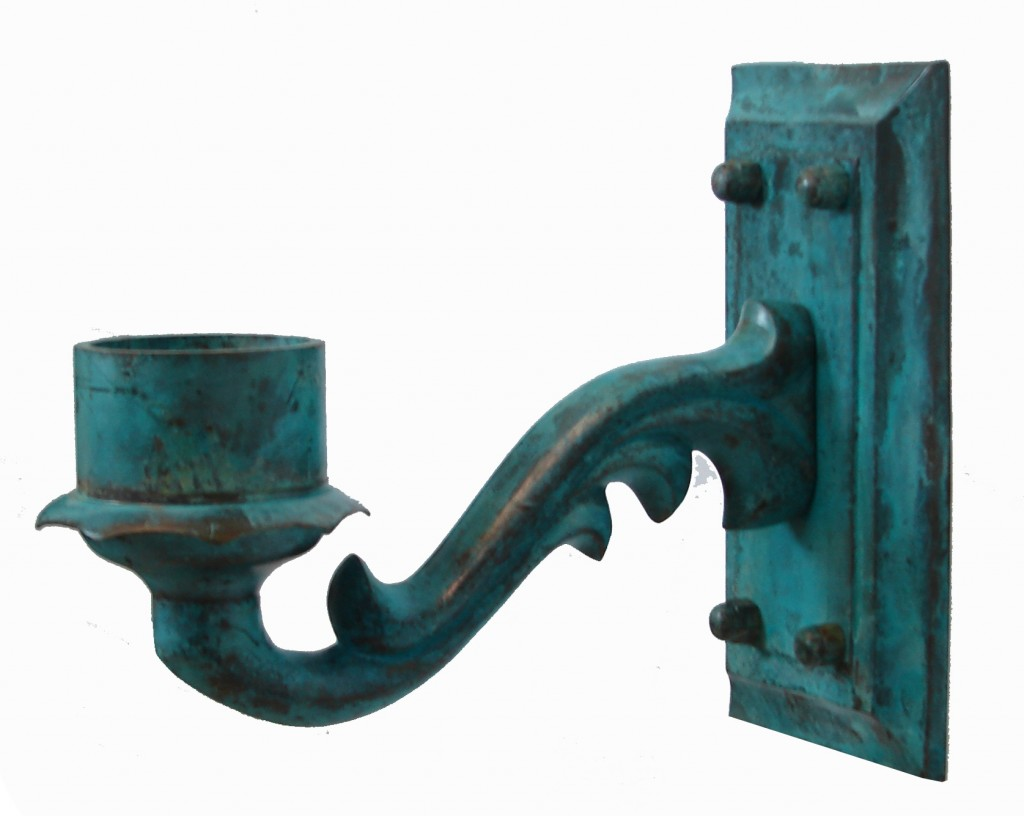 Windsor - Antique Green (Wall Mount)