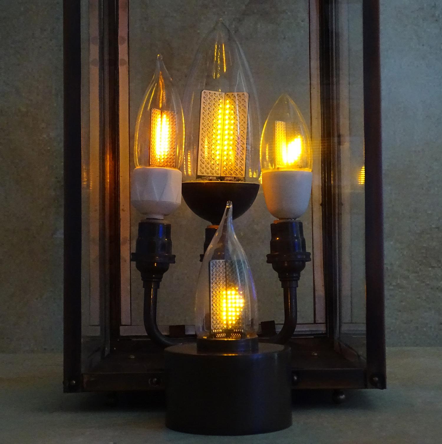 Flame Bulb